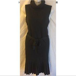 ⬇️$25 New Calvin Klein Gray Fringe Dress Small